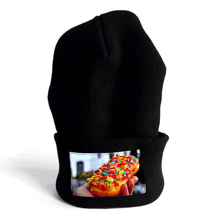 awesome patch beanie example
