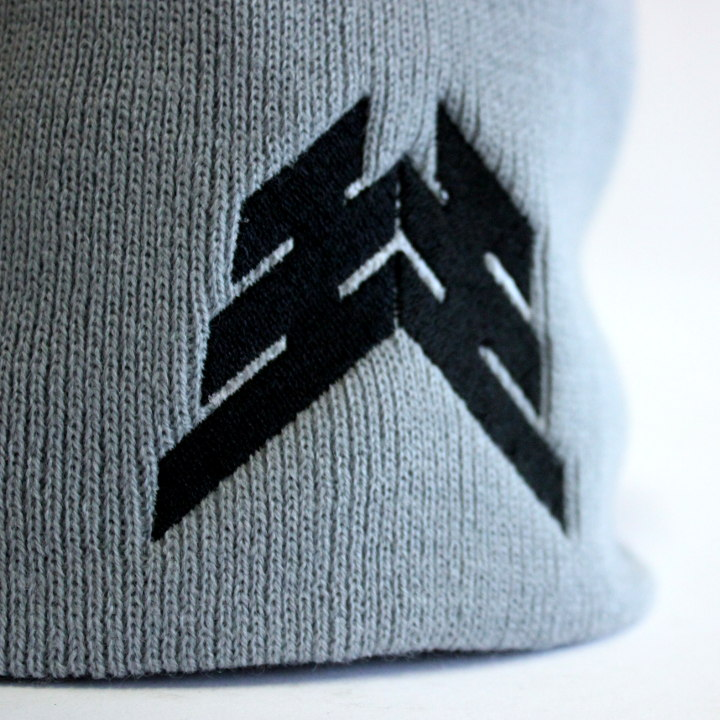 detail photo of custom hat patch